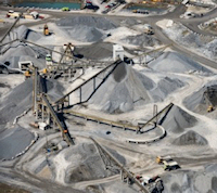 aggregate rock mining consultants mine aggregate rock coal technical expert litigation legal financial reserve geology