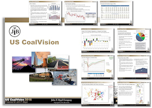 coal vision mining consultant market study coal pricing
